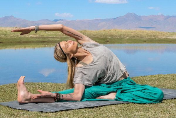 Best Yoga Class by Boho Beautiful