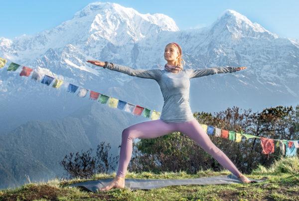 Boho Beautiful Yoga at Anapurna