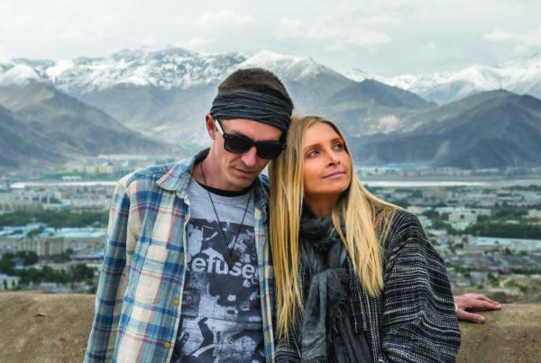 Boho Beautiful in Tibet