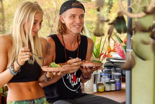 Vegan's Mark & Juliana Spicoluk