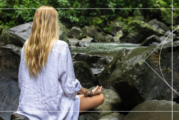 Raise your energetic vibration to invite peace & relaxation with this free Boho Beautiful Guided Meditation by yoga teacher Juliana Spicoluk.