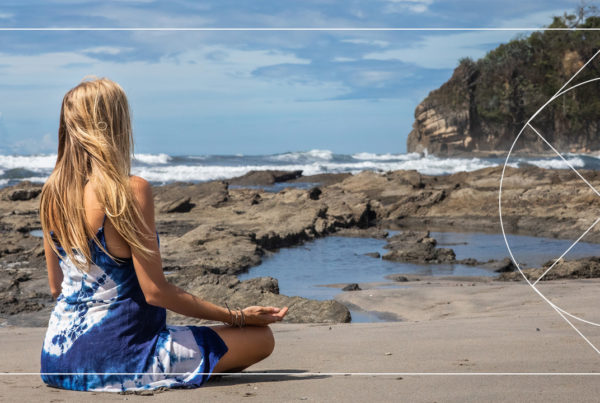 10 Minute Free Boho Beautiful Guided Meditation to help you manifest your dreams and goals and connect to your internal power.