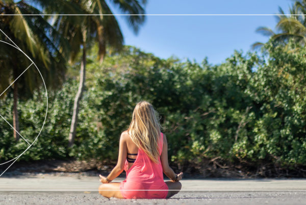 A perfect 10 minute guided free Boho Beautiful meditation that will help you find peace with the unfolding of your life.