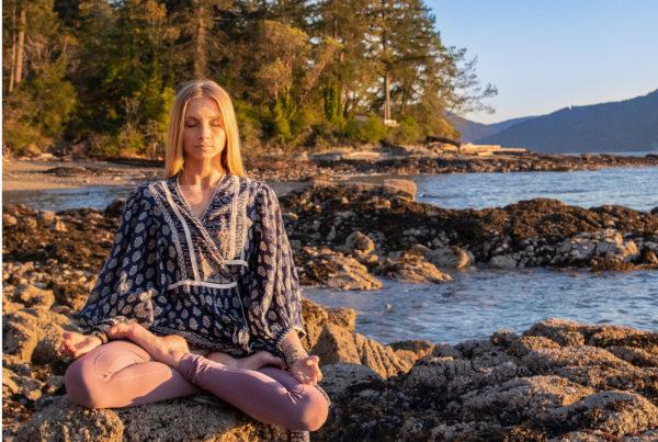 guided meditation boho beautiful