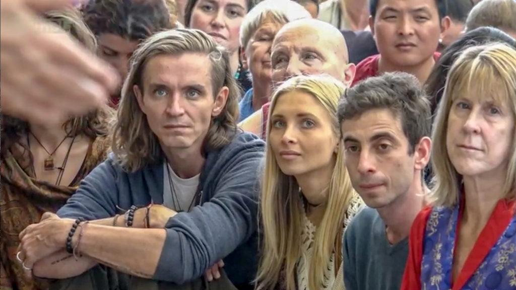 Juliana & Mark Spicoluk & The Dalai Lama