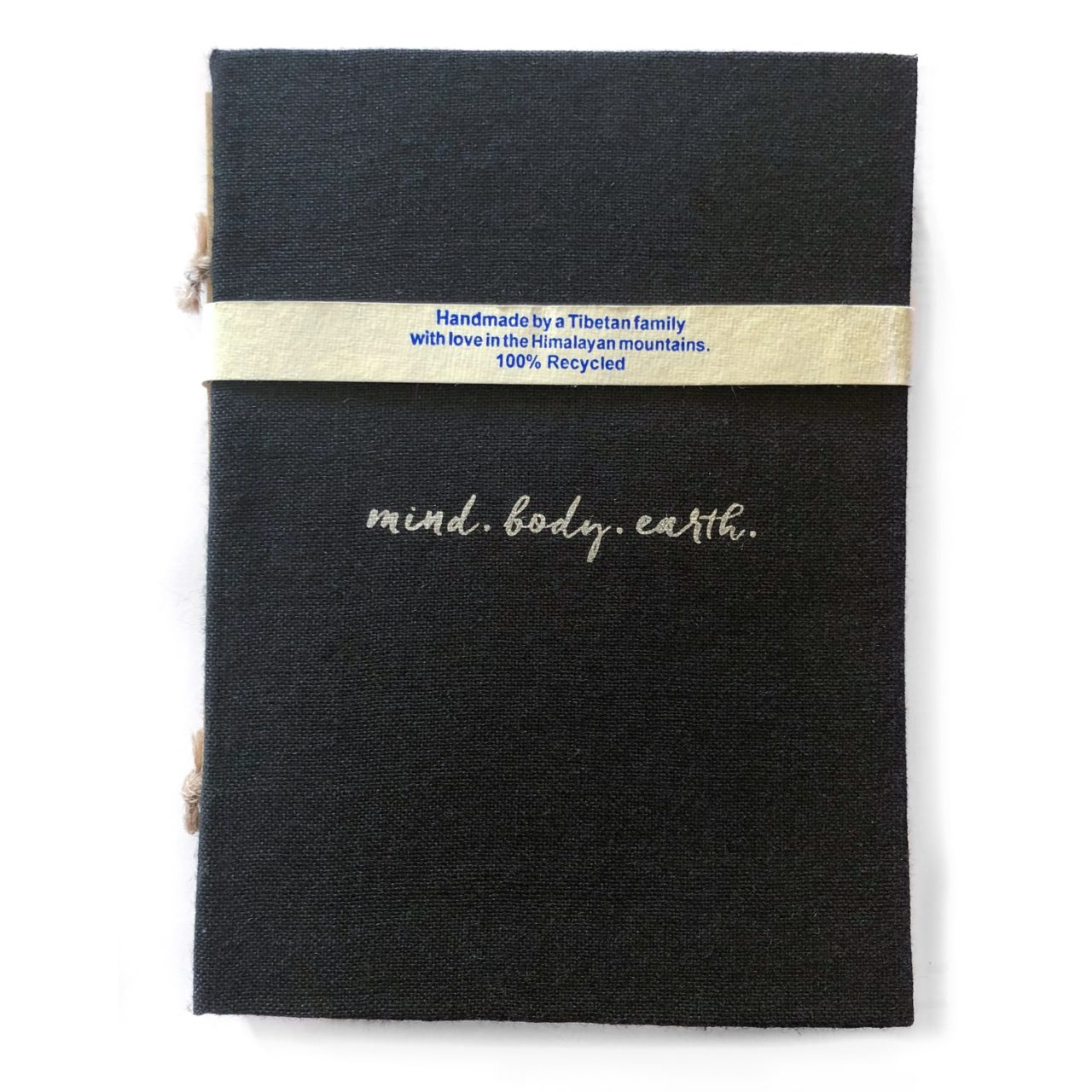 Mind. Body. Earth. notebook