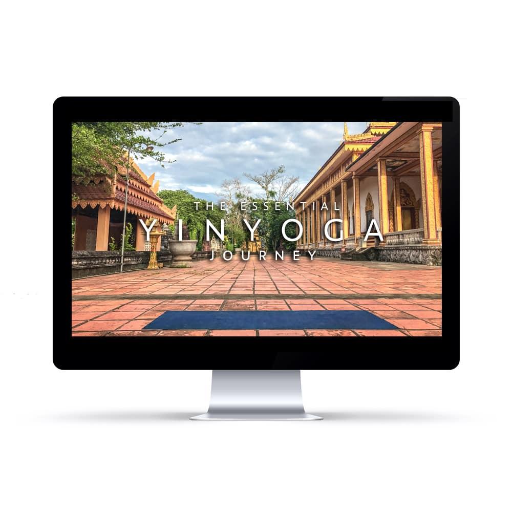 Yin Yoga Desktop