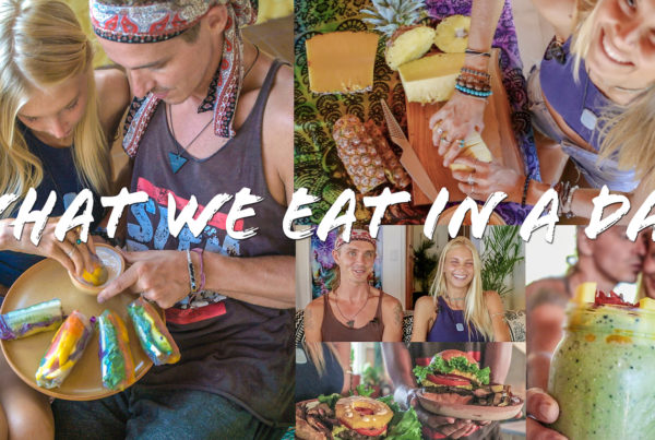 What we Eat in a Day in Costa Rica by Boho Beautiful