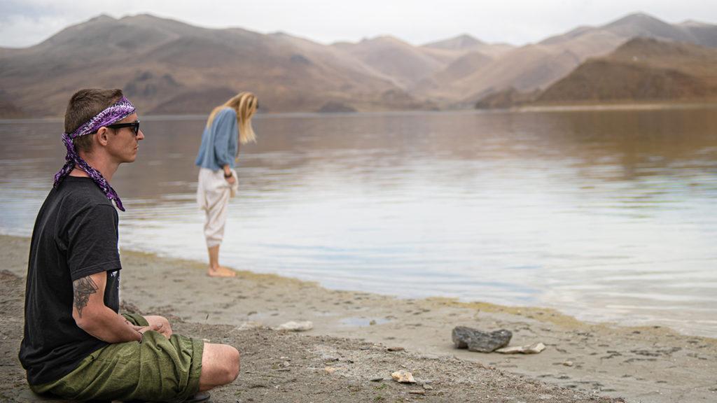 Juliana And Mark Spicoluk In Tibet