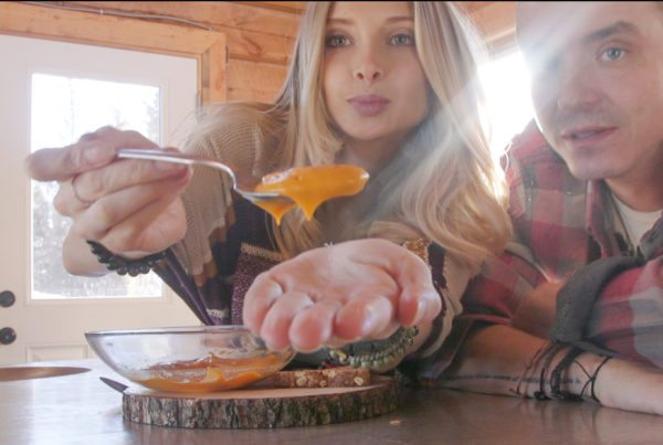 A Full Day of Eating in the Rocky Mountains by Boho Beautiful
