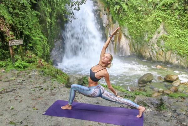 Blissful all levels Yoga For Everyone by Juliana Spicoluk