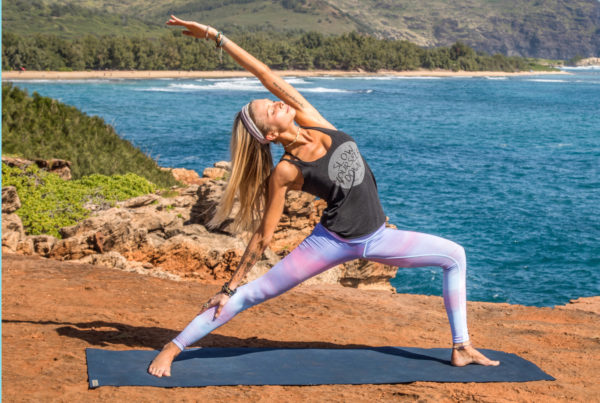 boho beautiful yoga flow